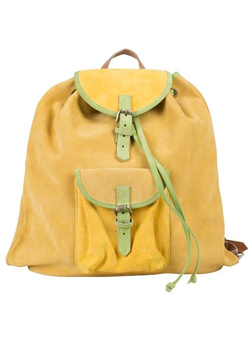 Backpack Leather 2